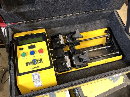 welder calibrations